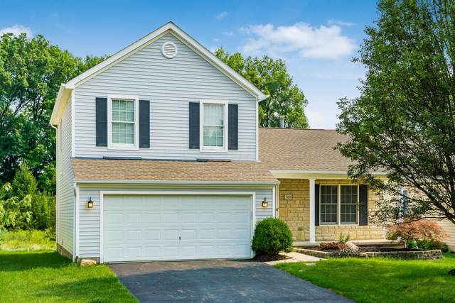 5406 Genoa Farms Boulevard, Westerville, OH 43082 (MLS #221028474) :: Shannon Grimm & Partners Team