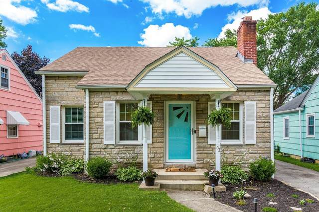 63 E Jeffrey Place, Columbus, OH 43214 (MLS #221028493) :: 3 Degrees Realty