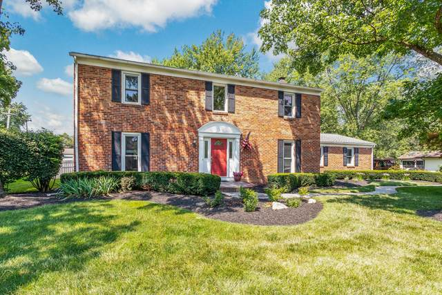 848 Clubview Boulevard S, Columbus, OH 43235 (MLS #221028494) :: 3 Degrees Realty