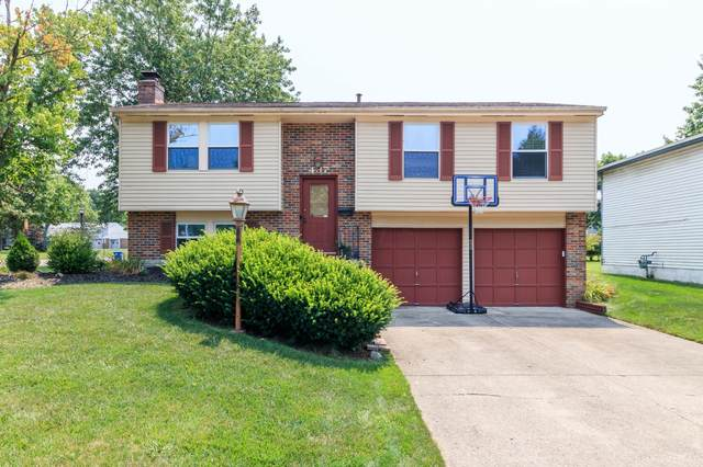 437 Huber Village Boulevard, Westerville, OH 43081 (MLS #221028554) :: 3 Degrees Realty