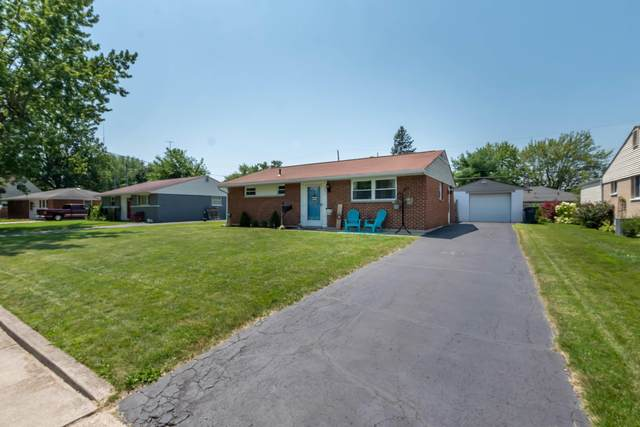 5261 Wyandot Place, Hilliard, OH 43026 (MLS #221028562) :: Berkshire Hathaway HomeServices Crager Tobin Real Estate