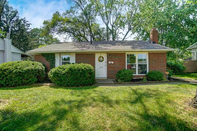 203 Imperial Drive, Gahanna, OH 43230 (MLS #221028567) :: Exp Realty