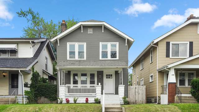 700 Thurman Avenue, Columbus, OH 43206 (MLS #221028570) :: Sandy with Perfect Home Ohio
