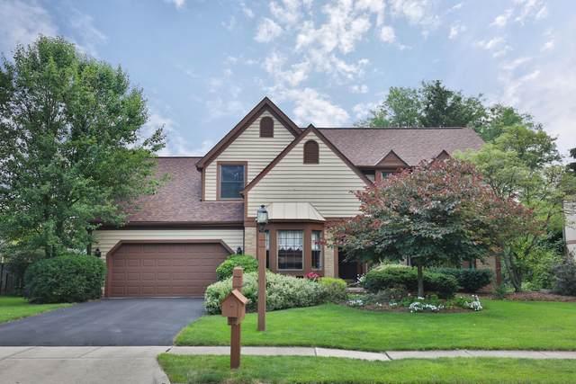 6866 Ravine Circle, Worthington, OH 43085 (MLS #221028595) :: 3 Degrees Realty