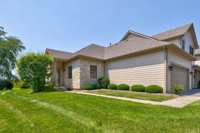 5201 Double Eagle Drive, Westerville, OH 43081 (MLS #221028606) :: Shannon Grimm & Partners Team