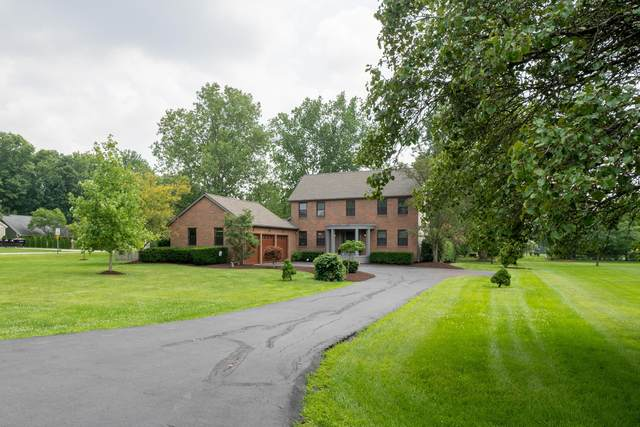 4475 Millwater Drive, Powell, OH 43065 (MLS #221028613) :: The Raines Group
