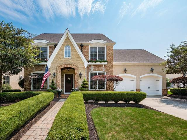 4643 Village Club Drive, Powell, OH 43065 (MLS #221028615) :: The Raines Group