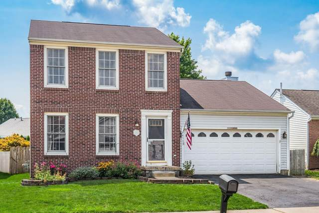 4573 Dungannon Drive, Grove City, OH 43123 (MLS #221028643) :: MORE Ohio