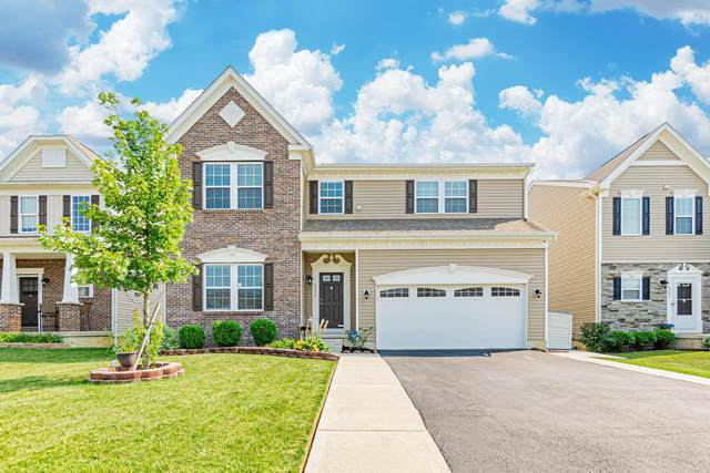 6377 Oak Trail Drive, Galloway, OH 43119 (MLS #221028645) :: Berkshire Hathaway HomeServices Crager Tobin Real Estate
