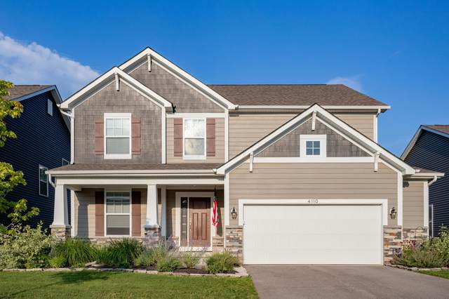 4110 Bluebird Drive, Powell, OH 43065 (MLS #221028675) :: The Raines Group