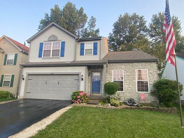 4825 Victory Court, Columbus, OH 43231 (MLS #221028683) :: RE/MAX ONE