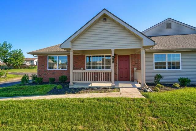 8395 Taylor Chase Drive, Reynoldsburg, OH 43068 (MLS #221028687) :: The Raines Group