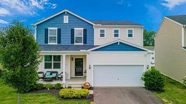 8658 Bobwhite Drive, Blacklick, OH 43004 (MLS #221028702) :: Berkshire Hathaway HomeServices Crager Tobin Real Estate