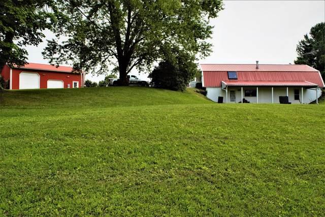 17201 Thompson Ridge Road, Laurelville, OH 43135 (MLS #221028796) :: 3 Degrees Realty