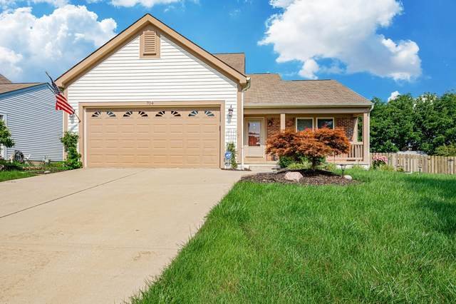 704 Cape Henry Drive, Columbus, OH 43228 (MLS #221028817) :: Berkshire Hathaway HomeServices Crager Tobin Real Estate