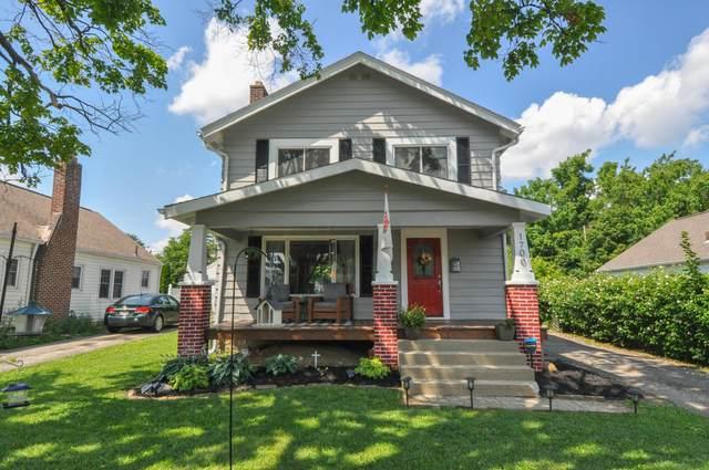 1700 E Lakeview Avenue, Columbus, OH 43224 (MLS #221028823) :: CARLETON REALTY