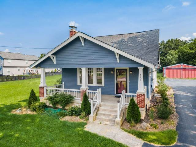 4602 Grove City Road, Grove City, OH 43123 (MLS #221028890) :: Exp Realty