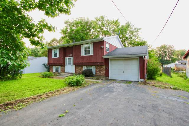 1420 Bellefontaine Avenue, Marion, OH 43302 (MLS #221028909) :: CARLETON REALTY