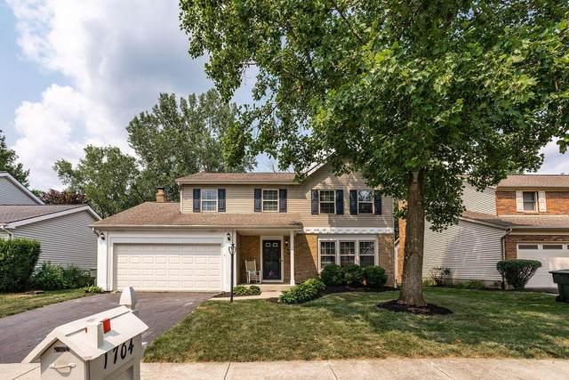 1704 Oak Leaf Lane, Powell, OH 43065 (MLS #221028910) :: 3 Degrees Realty