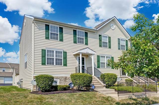 7252 W Campus Road #21, New Albany, OH 43054 (MLS #221028922) :: Signature Real Estate