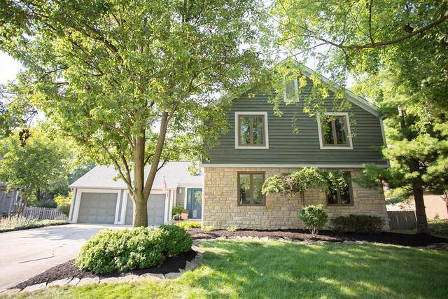 235 Olentangy Ridge Place, Powell, OH 43065 (MLS #221028981) :: The Raines Group
