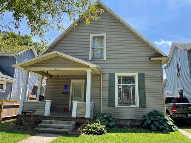 328 E Brown Avenue, Bellefontaine, OH 43311 (MLS #221028996) :: CARLETON REALTY