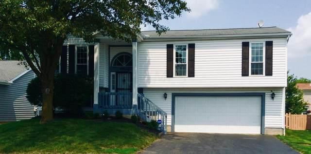 4906 Crockett Drive, Hilliard, OH 43026 (MLS #221029013) :: Susanne Casey & Associates