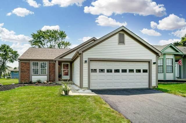 4921 Shady Oak Drive, Hilliard, OH 43026 (MLS #221029016) :: Signature Real Estate