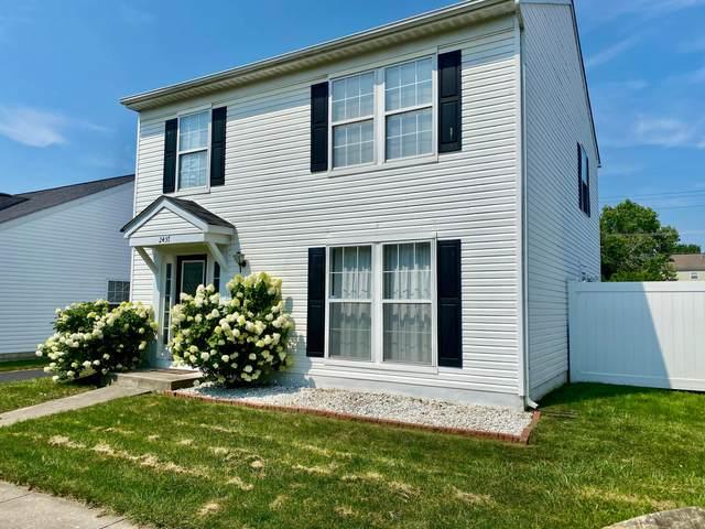 2457 Delowe Street, Grove City, OH 43123 (MLS #221029037) :: Greg & Desiree Goodrich | Brokered by Exp