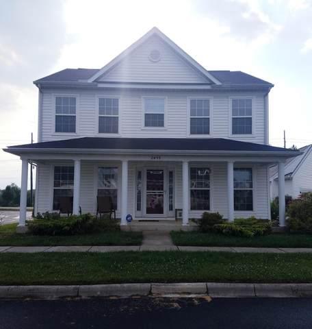 2499 Delowe Street, Grove City, OH 43123 (MLS #221029047) :: Greg & Desiree Goodrich | Brokered by Exp