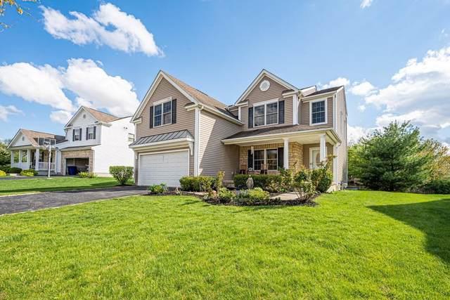 369 Amber Light Circle, Delaware, OH 43015 (MLS #221029058) :: Exp Realty