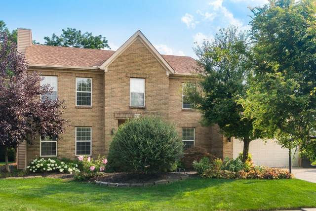 6863 Bethany Drive, Westerville, OH 43081 (MLS #221029069) :: The Raines Group
