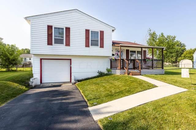 6633 Cedar Court, Galloway, OH 43119 (MLS #221029071) :: Berkshire Hathaway HomeServices Crager Tobin Real Estate