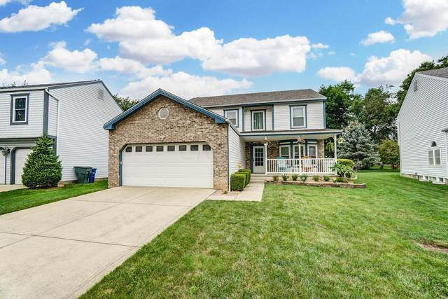 6134 Bay Brook Drive, Canal Winchester, OH 43110 (MLS #221029078) :: Signature Real Estate