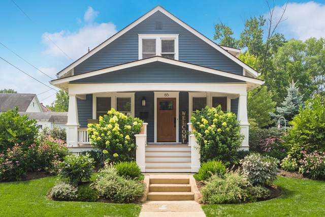 65 Logan Avenue, Westerville, OH 43081 (MLS #221029085) :: 3 Degrees Realty