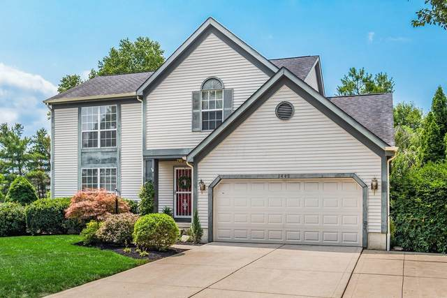 3449 Marshrun Drive, Grove City, OH 43123 (MLS #221029096) :: Berkshire Hathaway HomeServices Crager Tobin Real Estate