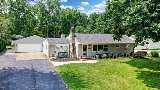 379 E Park Street, Westerville, OH 43081 (MLS #221029132) :: The Raines Group