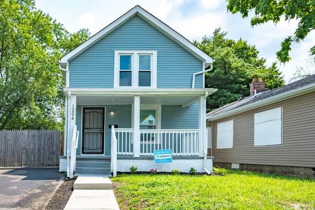 1204 Seymour Avenue, Columbus, OH 43206 (MLS #221029142) :: Susanne Casey & Associates