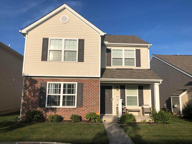 5704 Caledonia Drive, Westerville, OH 43081 (MLS #221029154) :: Sam Miller Team