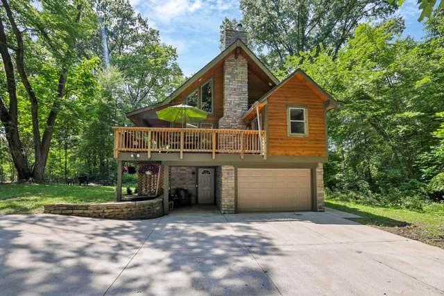 153 Lighthouse Lane, Buckeye Lake, OH 43008 (MLS #221029158) :: Berkshire Hathaway HomeServices Crager Tobin Real Estate