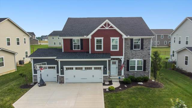 439 Melick Drive, Delaware, OH 43015 (MLS #221029163) :: ERA Real Solutions Realty