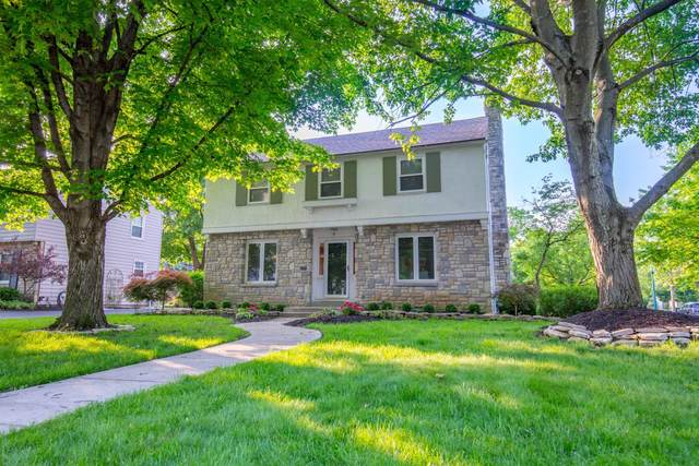 1871 Suffolk Road, Columbus, OH 43221 (MLS #221029181) :: The Raines Group