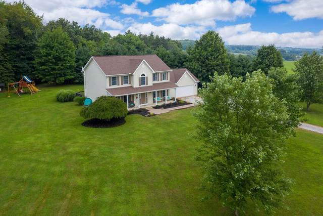 9567 Blue Jay Road, Newark, OH 43056 (MLS #221029197) :: The Raines Group