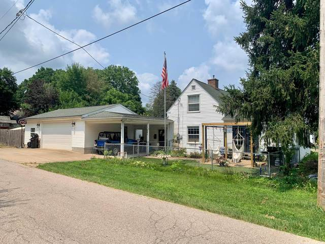 241 Bank Street, Mount Gilead, OH 43338 (MLS #221029216) :: Signature Real Estate