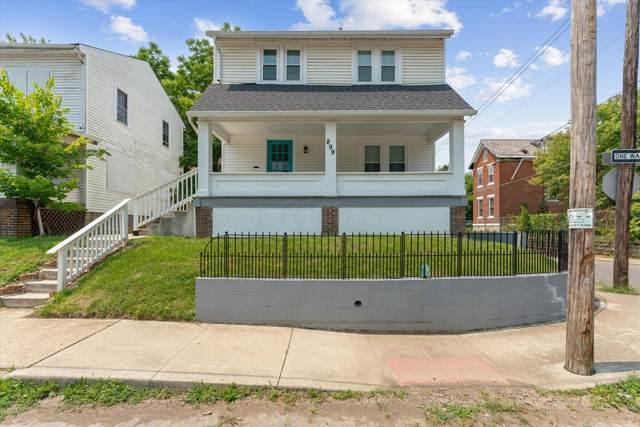 899 Carpenter Street, Columbus, OH 43206 (MLS #221029220) :: CARLETON REALTY
