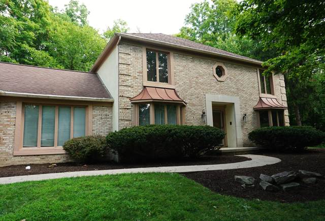4770 Cascade Drive, Powell, OH 43065 (MLS #221029231) :: The Raines Group