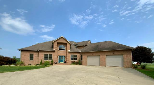 16741 Kaylor Road, Danville, OH 43014 (MLS #221029242) :: The Raines Group