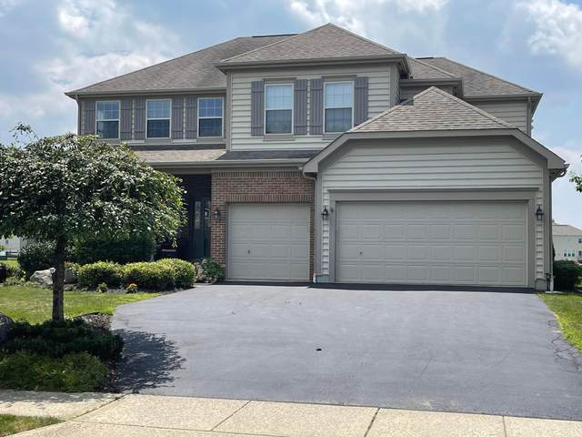 6536 Falling Meadows Drive, Galena, OH 43021 (MLS #221029243) :: The Raines Group