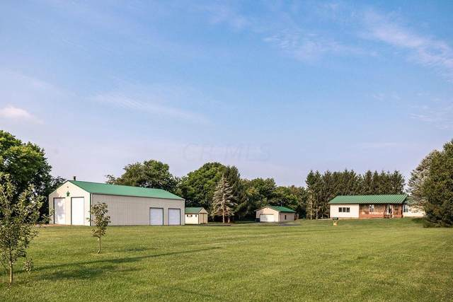 1881 Sitterley Road NW, Canal Winchester, OH 43110 (MLS #221029272) :: The Raines Group