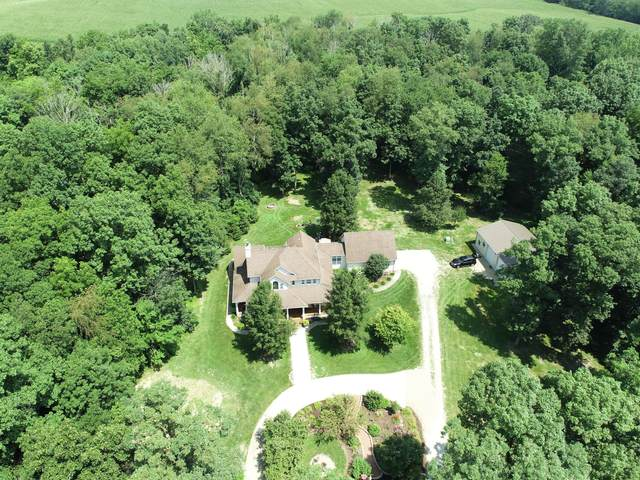 2465 Stewart Road, South Charleston, OH 45368 (MLS #221029280) :: The Raines Group